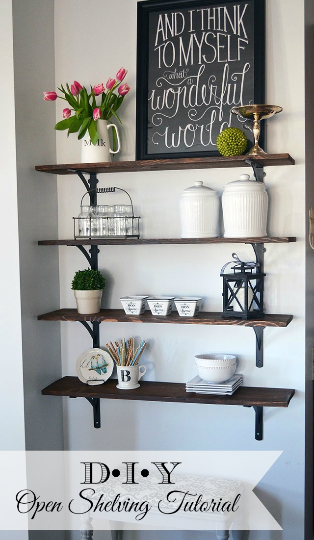 30 Enchanting Kitchen Wall Decor Ideas That are Oozing with ...