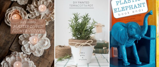 35 Dollar Store Home Decor Ideas Jazzing up Even the Simplest of Store Finds!