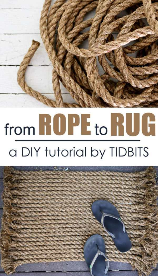 From Rope to Rug