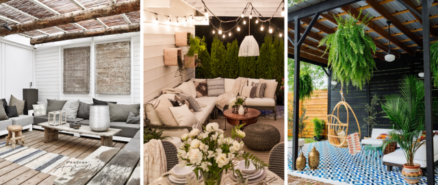 20 Glorious Outdoor Living Spaces Combining Comfort With Sheer Beauty