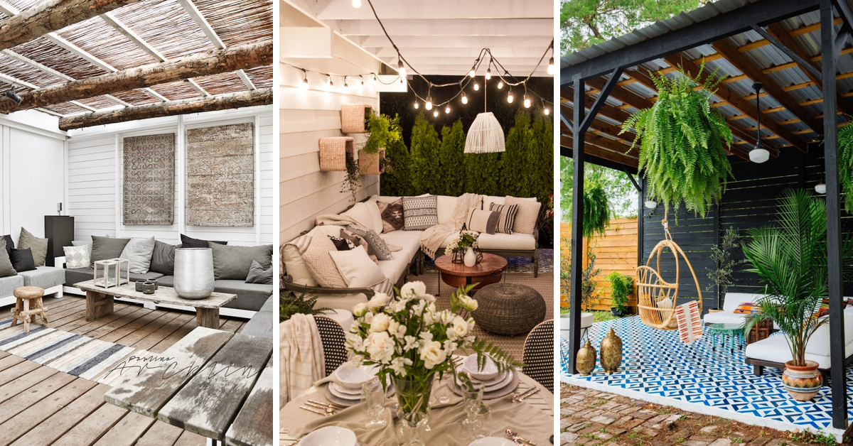 20 Glorious Outdoor Living Spaces Combining Comfort With ... on Premium Outdoor Living id=63713