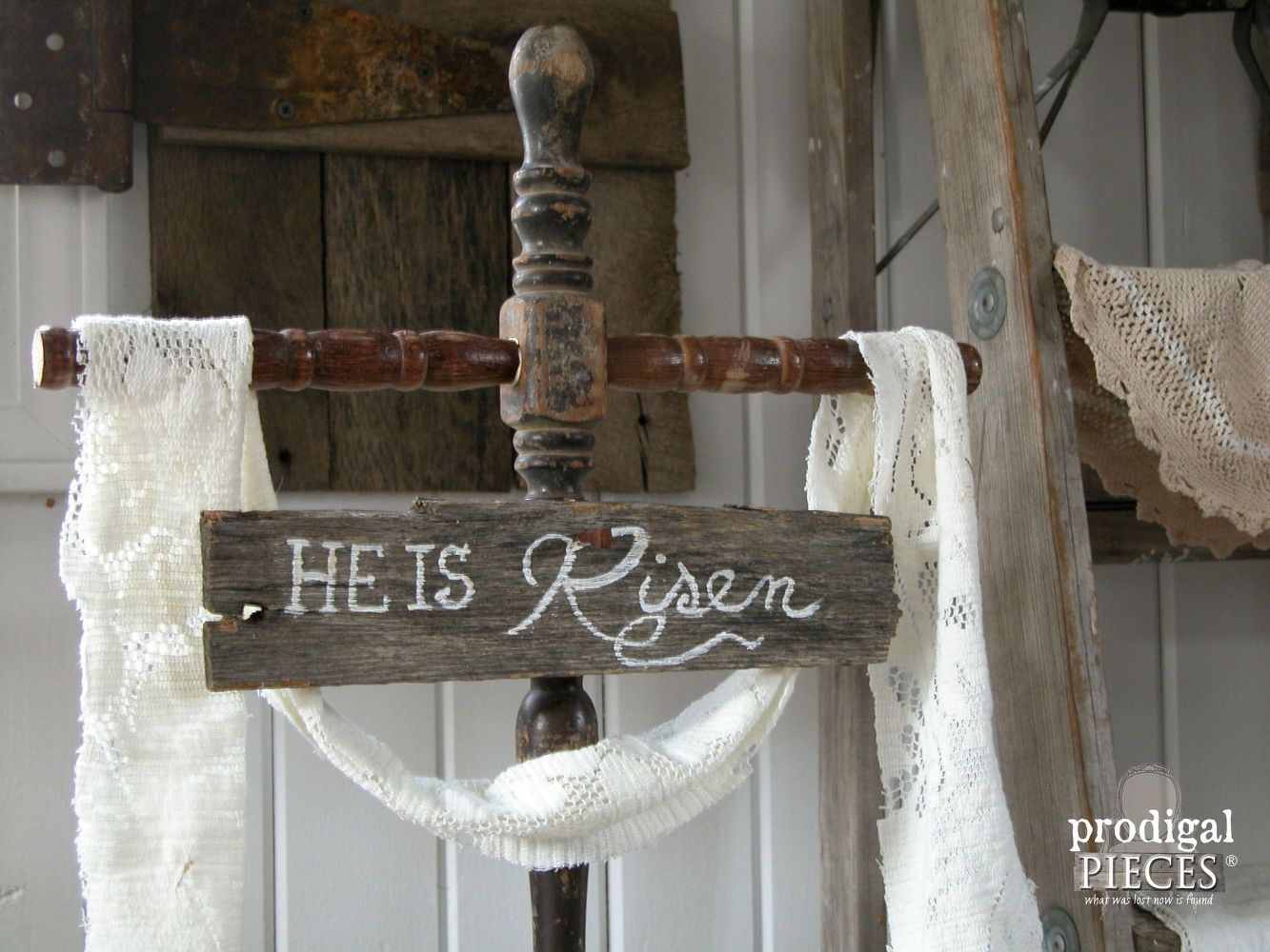 20 Rustic Easter Decorations Bringing A Farmhouse Appeal