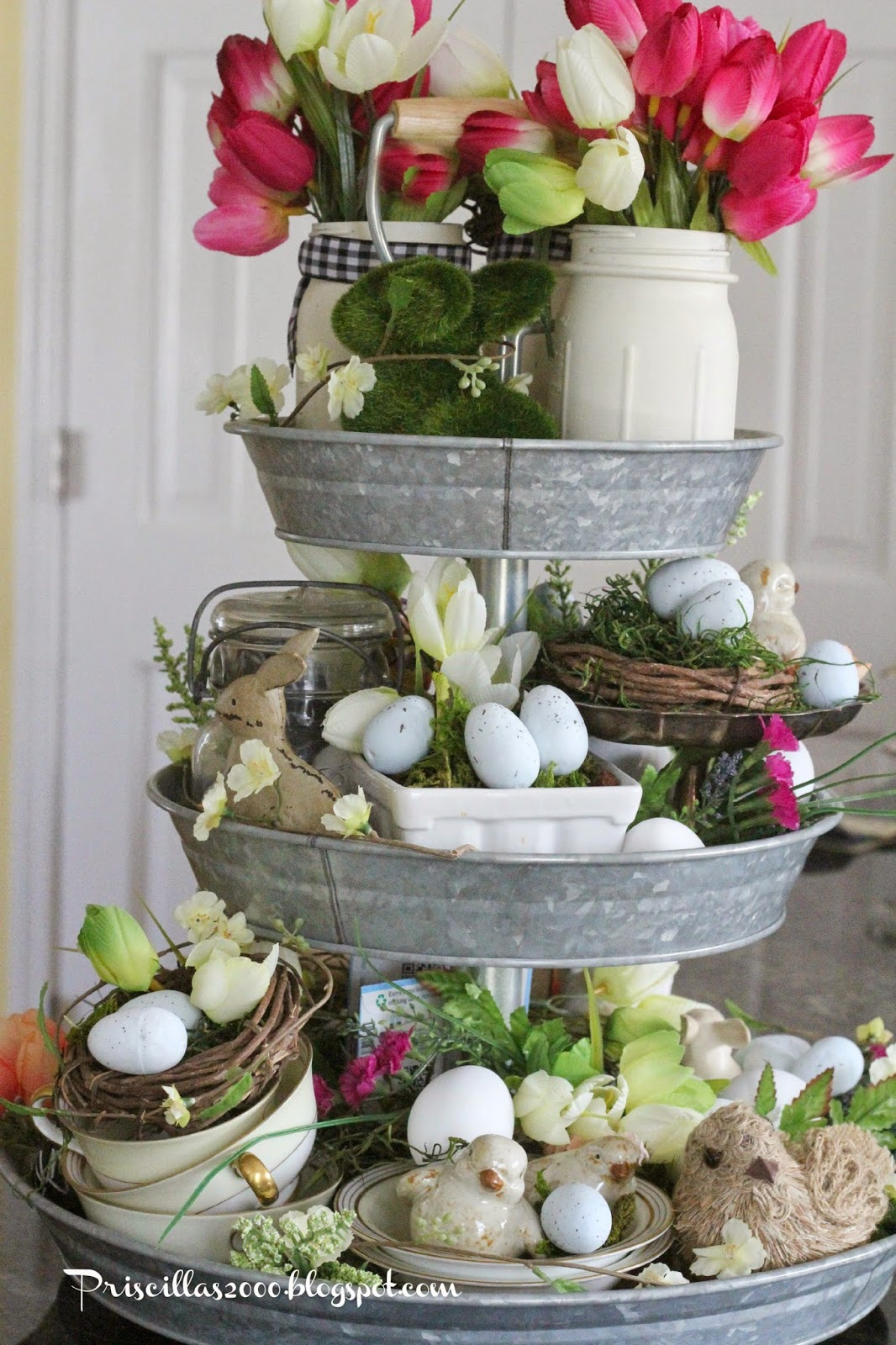 3 Home Decor Trends For Spring Brittany Stager: 20 Rustic Easter Decorations Bringing A Farmhouse Appeal