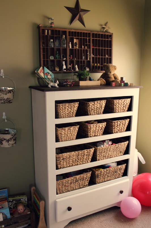 Chic Toy Chest