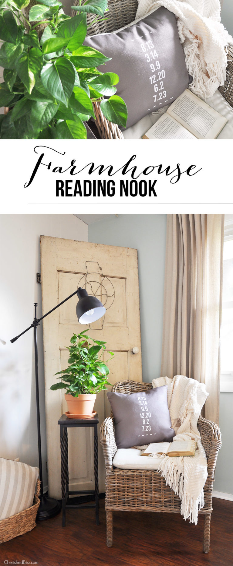 Farmhouse Reading Nook