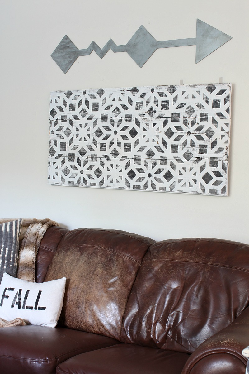Modern Farmhouse DIY Wall Art