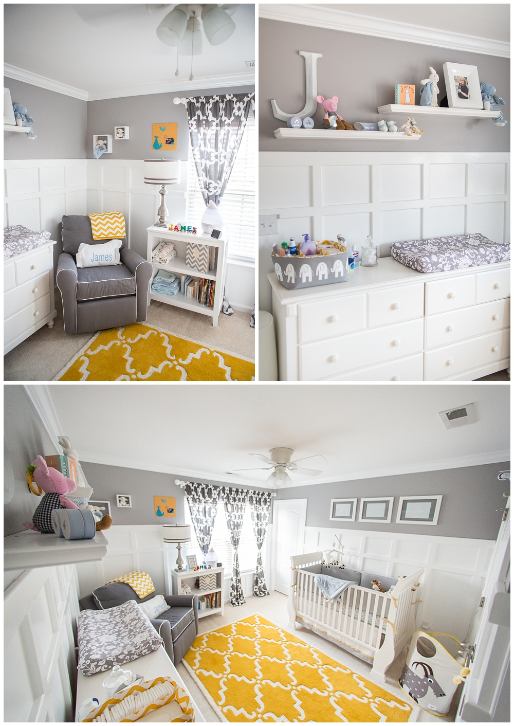 25 Heartwarming Nursery Ideas To Make Your Newborn's Safe