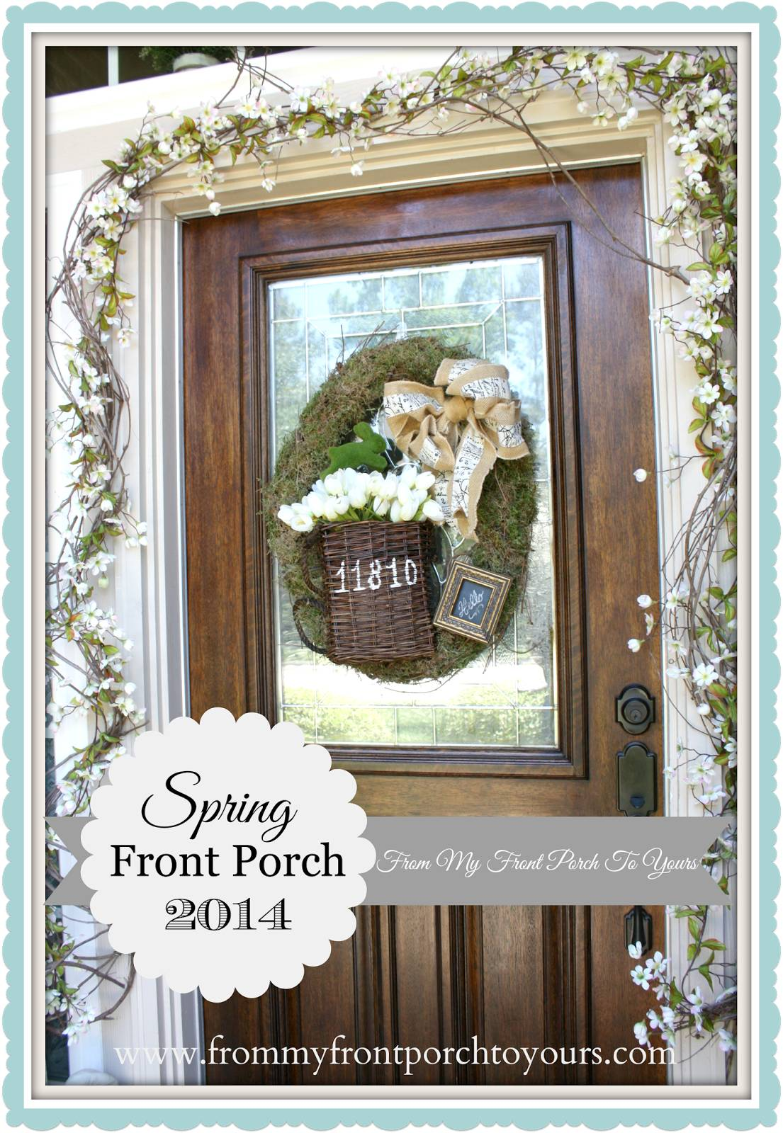 30 Remarkable Spring Porch Decor Ideas Adding Pretty