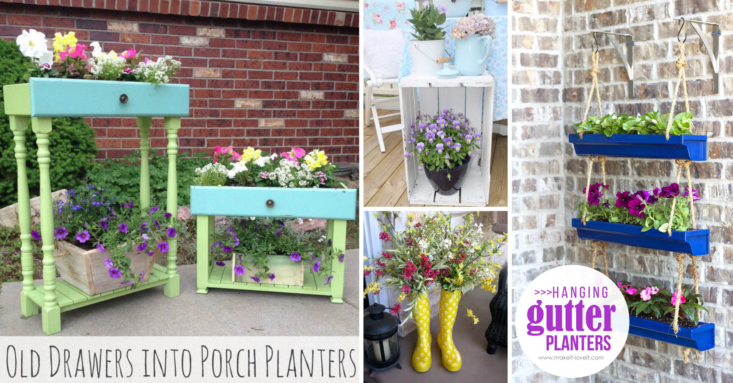 30 Remarkable Spring Porch Decor Ideas Adding Pretty Blooms To The