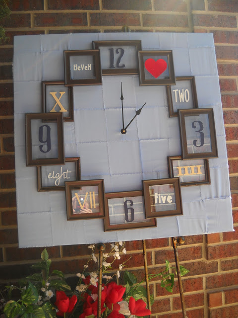 Trash to Treasure DIY Clock