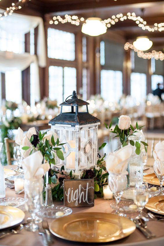 28 Rustic Wedding Lantern Ideas That Will Make the Big Day ...