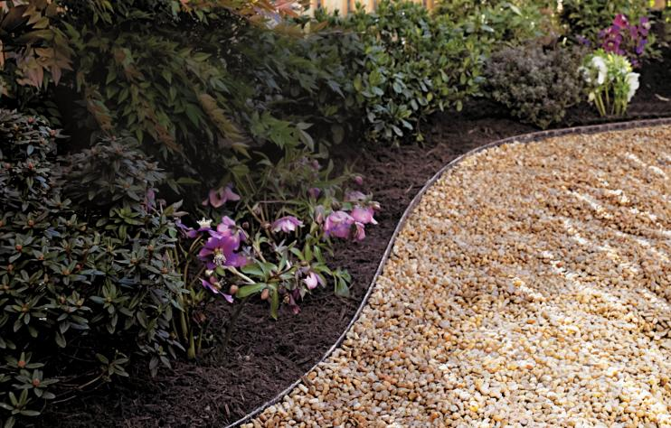 Enchanting Small Garden Landscape Ideas With Stepping Walk: 25 Picturesque Garden Path And Walkway Ideas