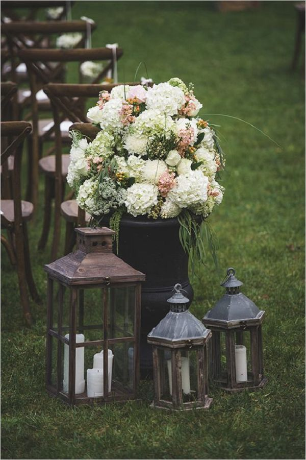 wedding lantern decorations 28 rustic wedding lantern ideas that will make the big day 9791