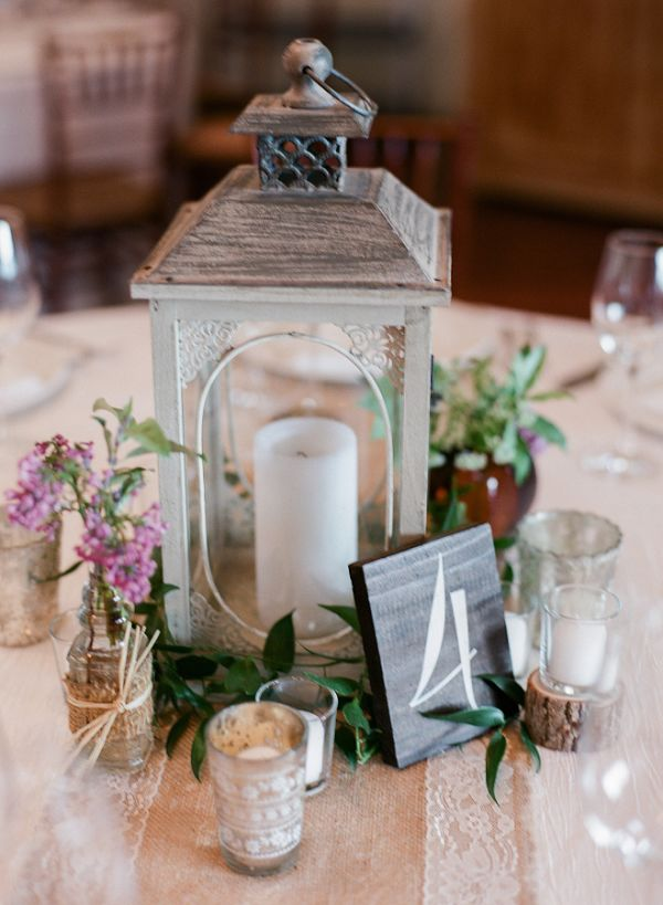 28 Rustic Wedding Lantern Ideas That Will Make The Big Day