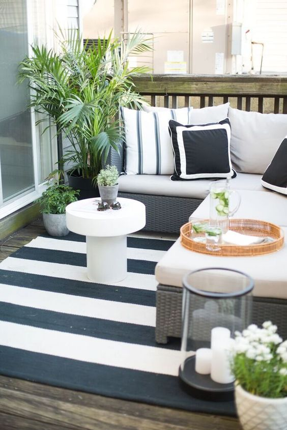 19 Fabulous Small Patio And Balcony Ideas