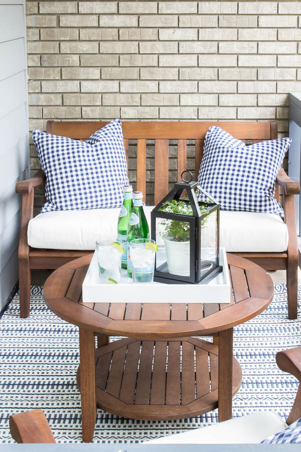 How To Decorate a Small Patio You'll Love