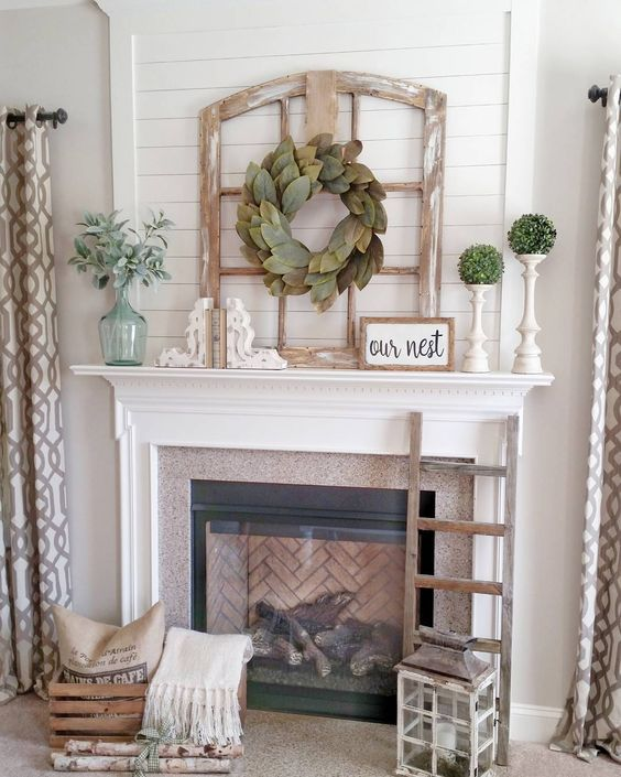 How to Get a Farmhouse Look in Your Living Room