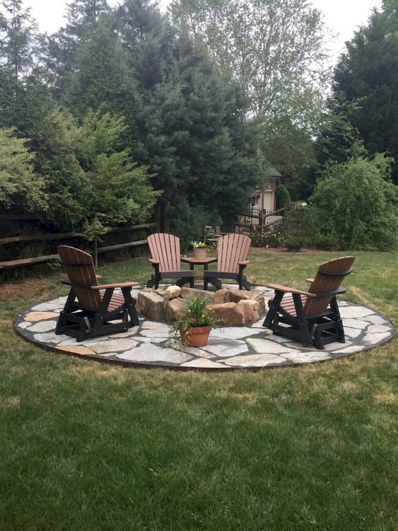 20 Unconventional Fire Pit Ideas Making The Yard An Even