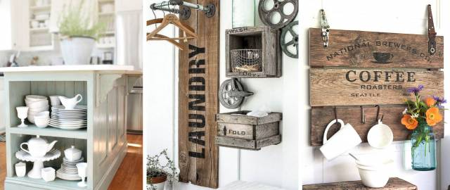 19 Splendid Farmhouse Organizing and Storage Ideas That Add a Rustic Essence to Managing Stuff