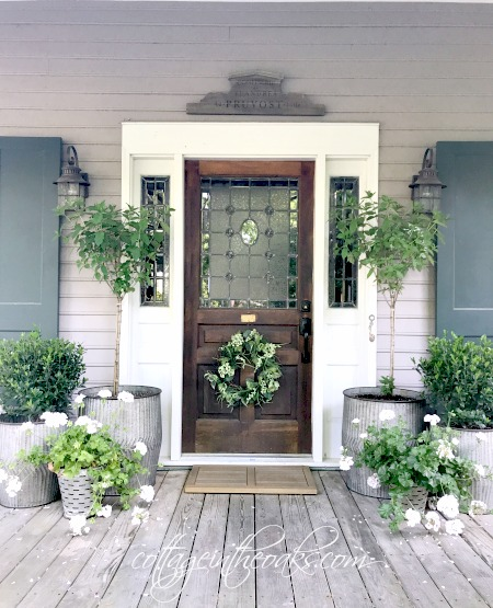 Spring into Summer Front Porch