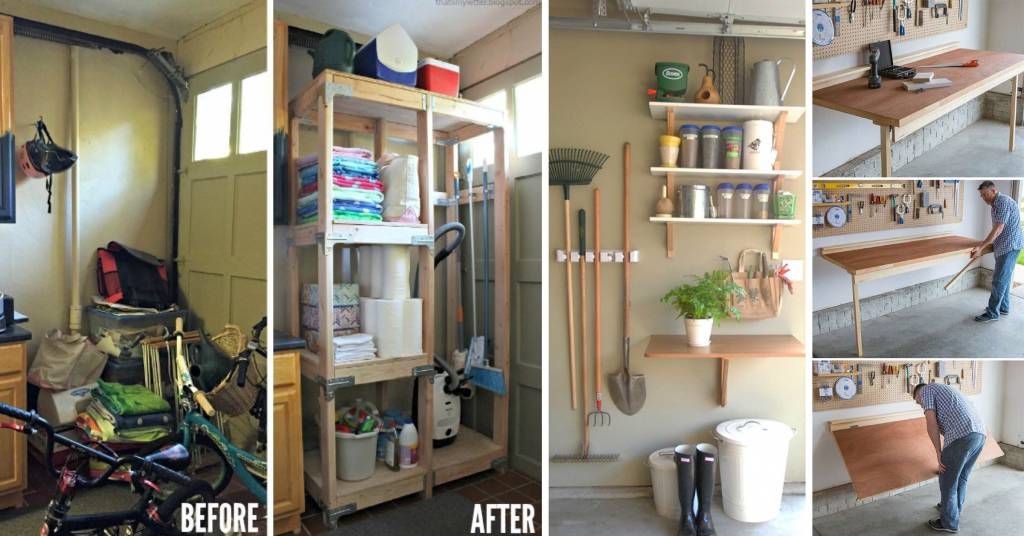 19 innovative garage organization ideas that are versatile and super functional