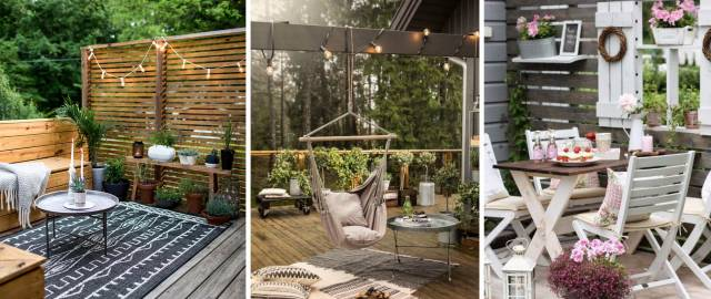 14 Brilliant Small Outdoor Space Design Ideas that Will Totally Awe-Inspire You!