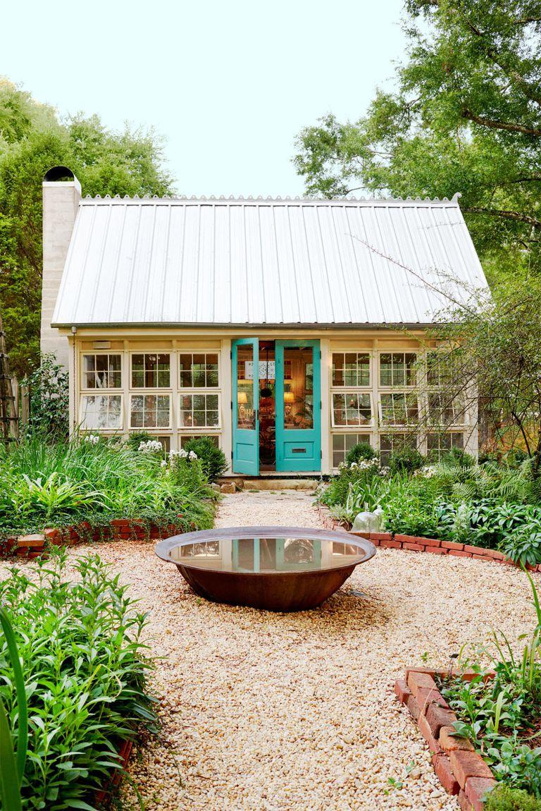 Charming Backyard Art Studio