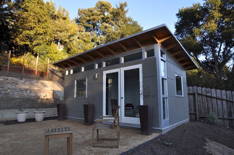 Classy Urban Backyard studio