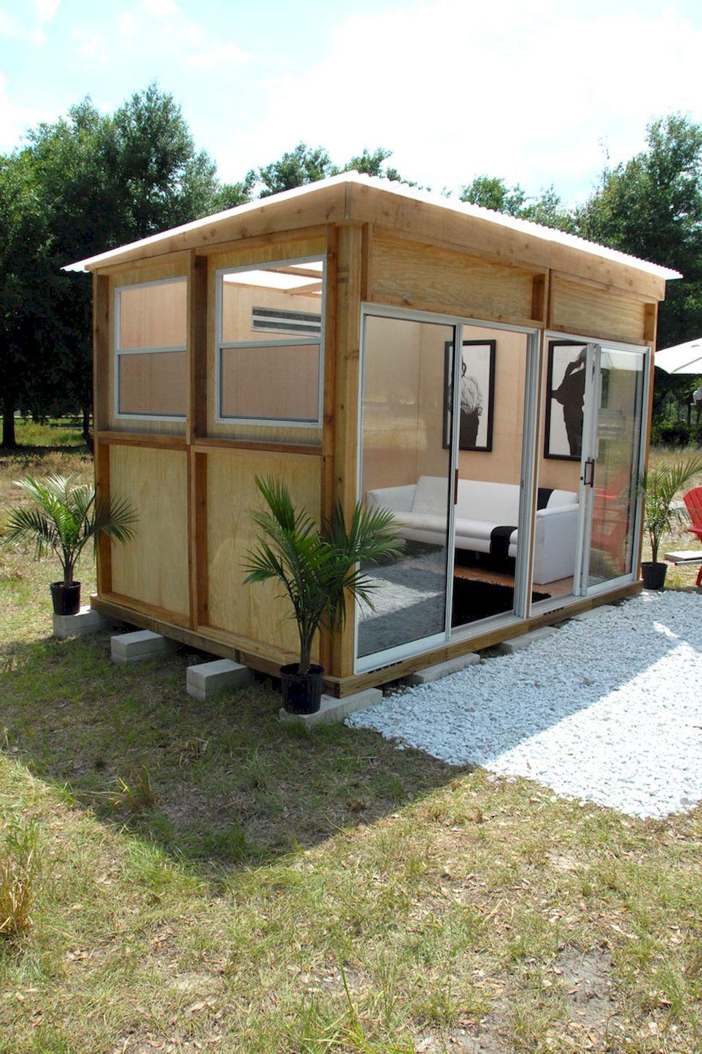 Cool DIY Backyard Studio