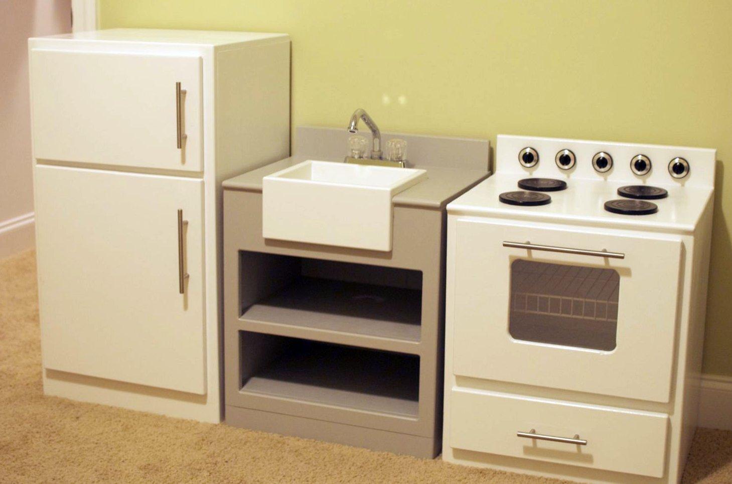 Mini Faucet Play Kitchen