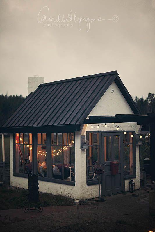 Modern Farmhouse Outdoor Studio