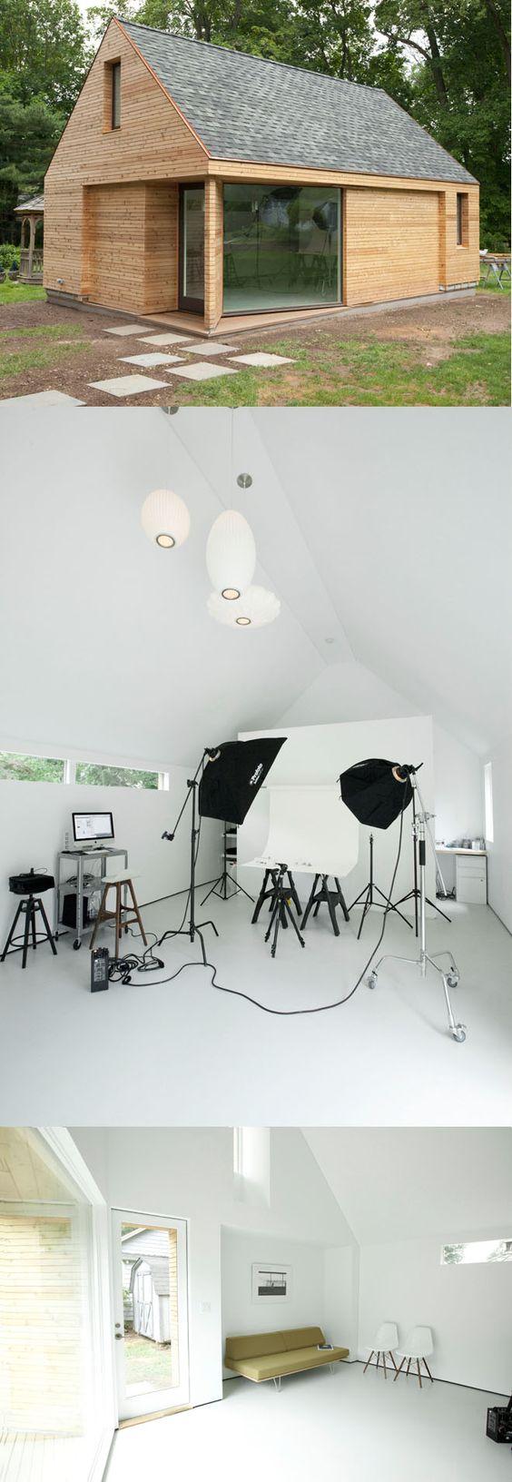 Photography Outdoor Studio Design