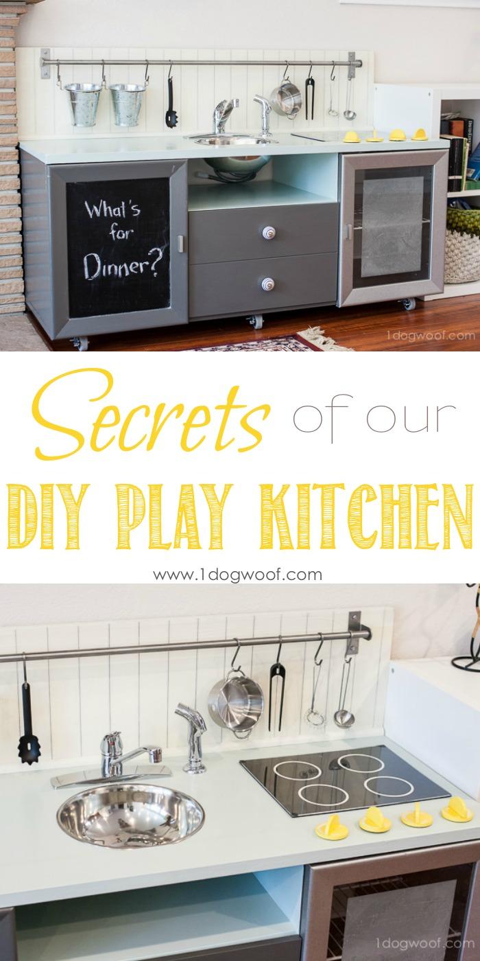 Play Kitchen Under $90