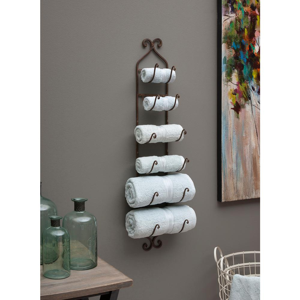 20 Hanging Bathroom Storage Ideas Making The Most Of The
