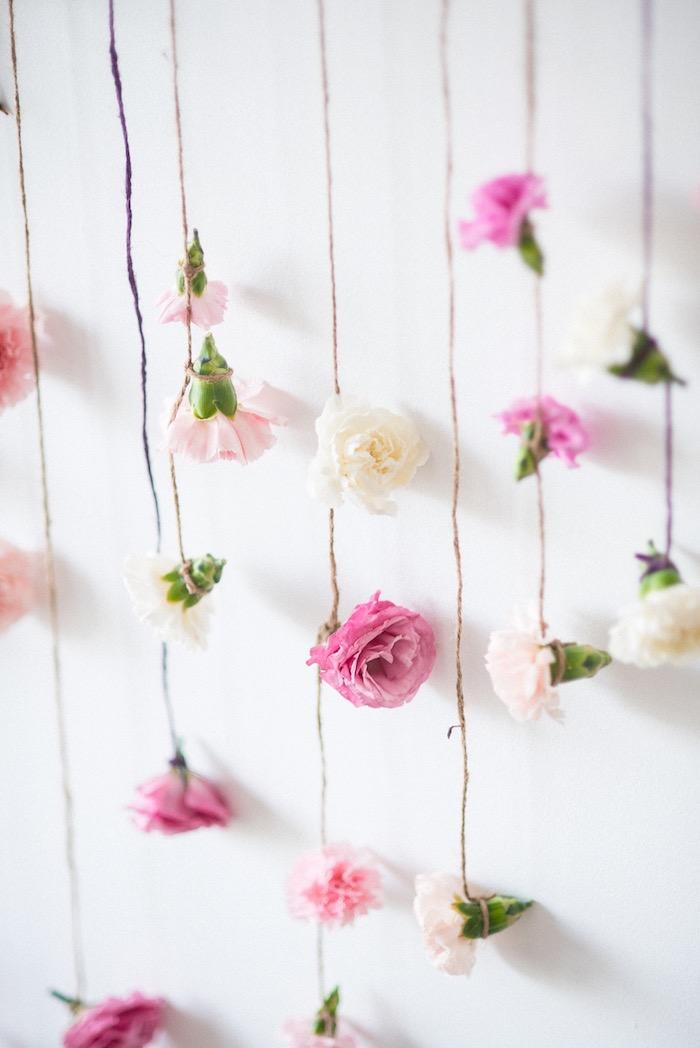 Boho & Bubbly Flower Strings