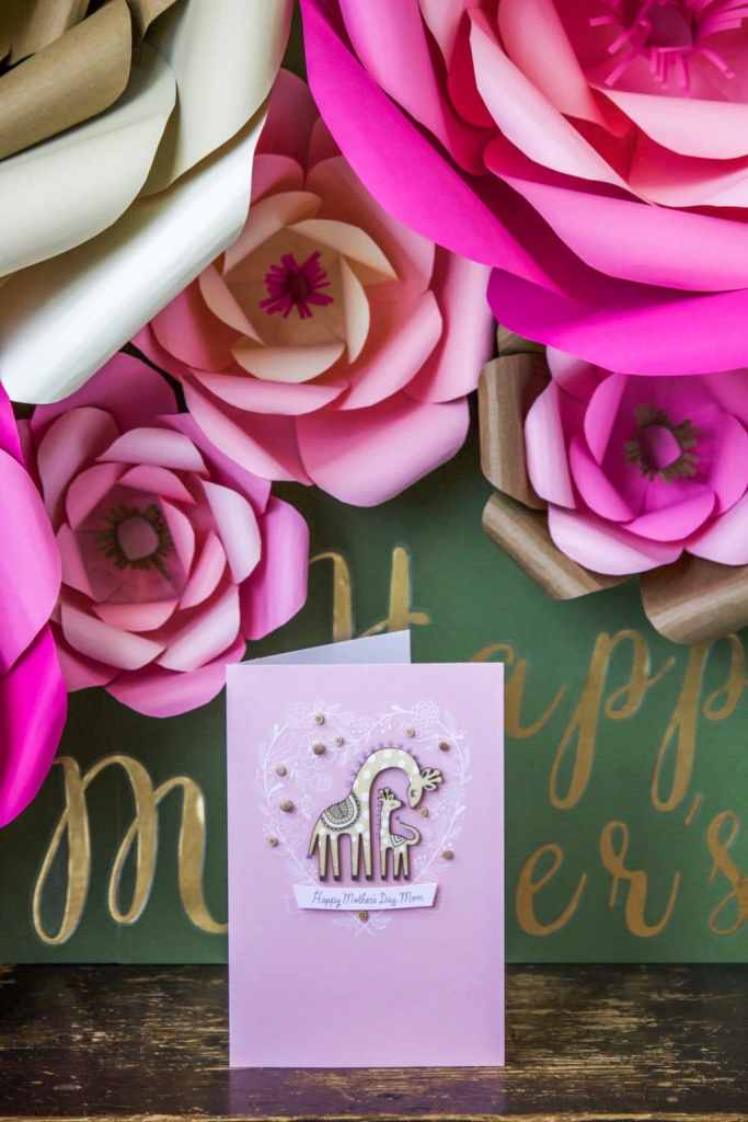 Make Large Paper Flowers