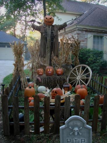 Pumpkin Patch Singing Pumpkins
