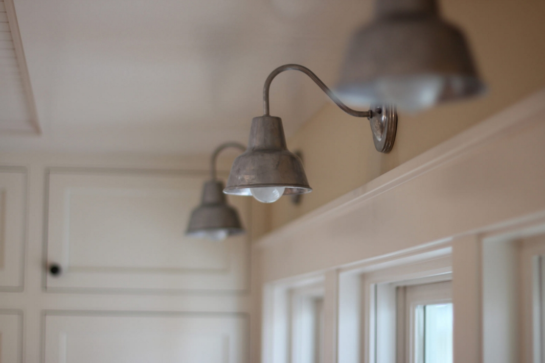 Small Scale Warehouse Lighting