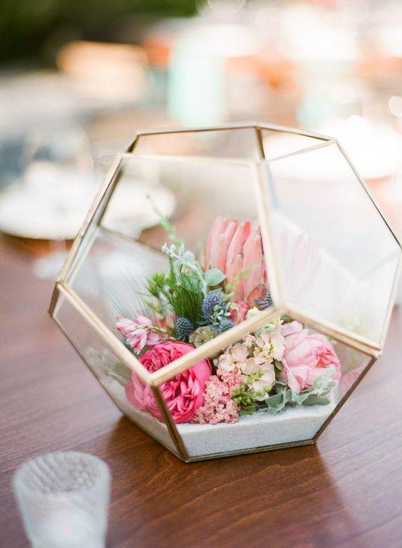 Stunning Tabletop Terrarium