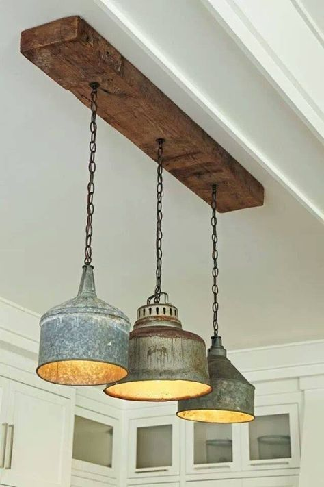 Vintage Finds to Gorgeous Light Fixtures