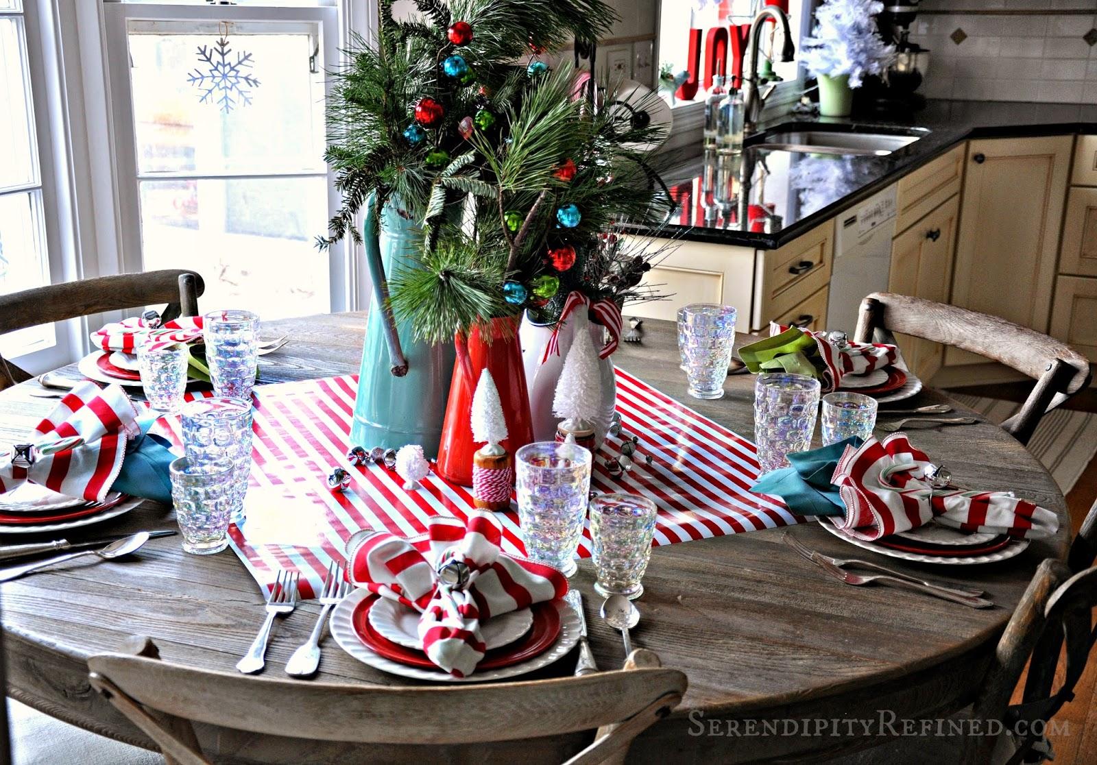 Candy Cane Stripe Christmas