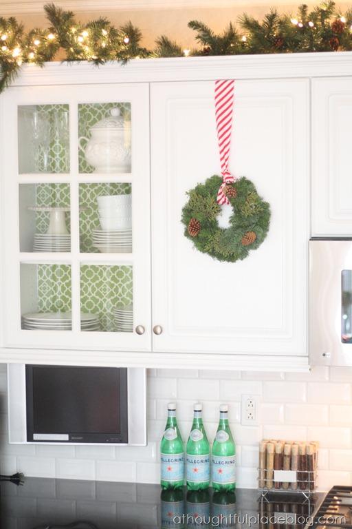 Christmas Decor Kitchen Touches