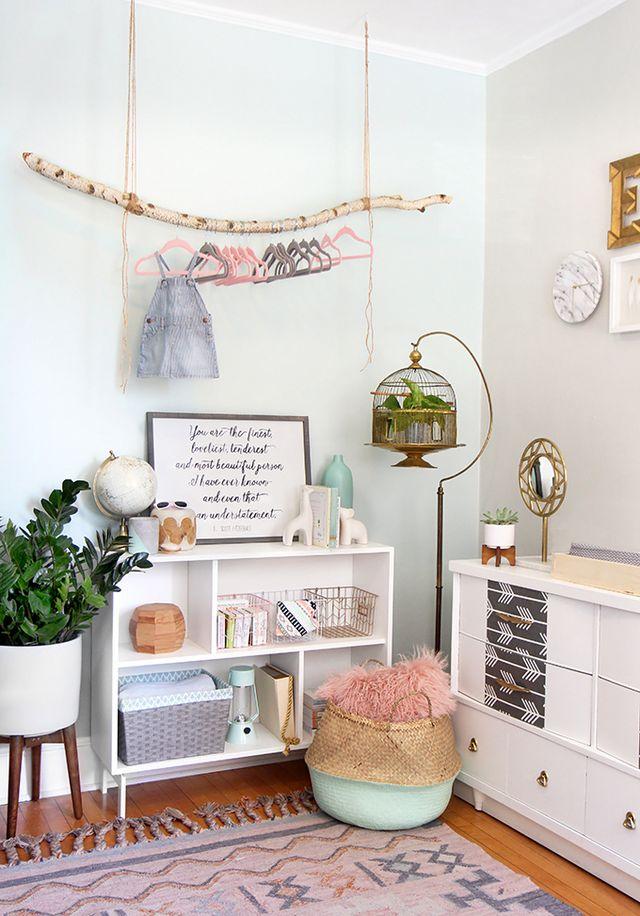 DIY Design Nursery Makeover