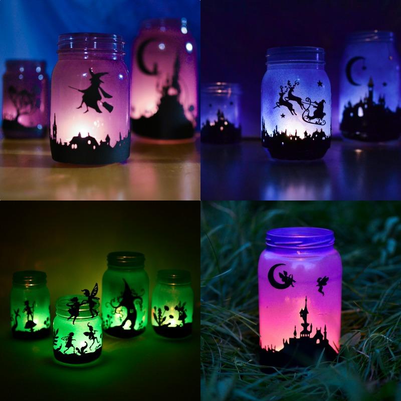 Enchanting Halloween Lanterns