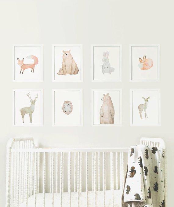 Forest Animal Nursery