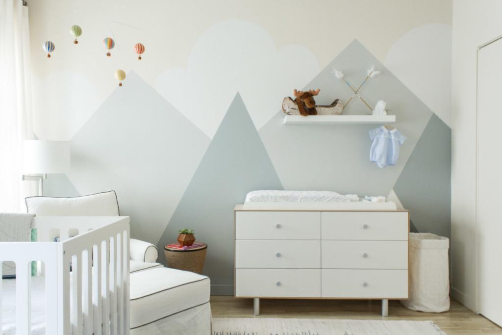 Outdoor Inspired Nursery