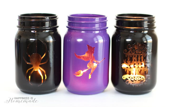 Quick and Easy Halloween Jar