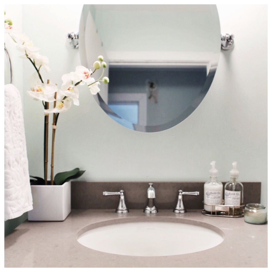 The Spa Inspired Bathroom