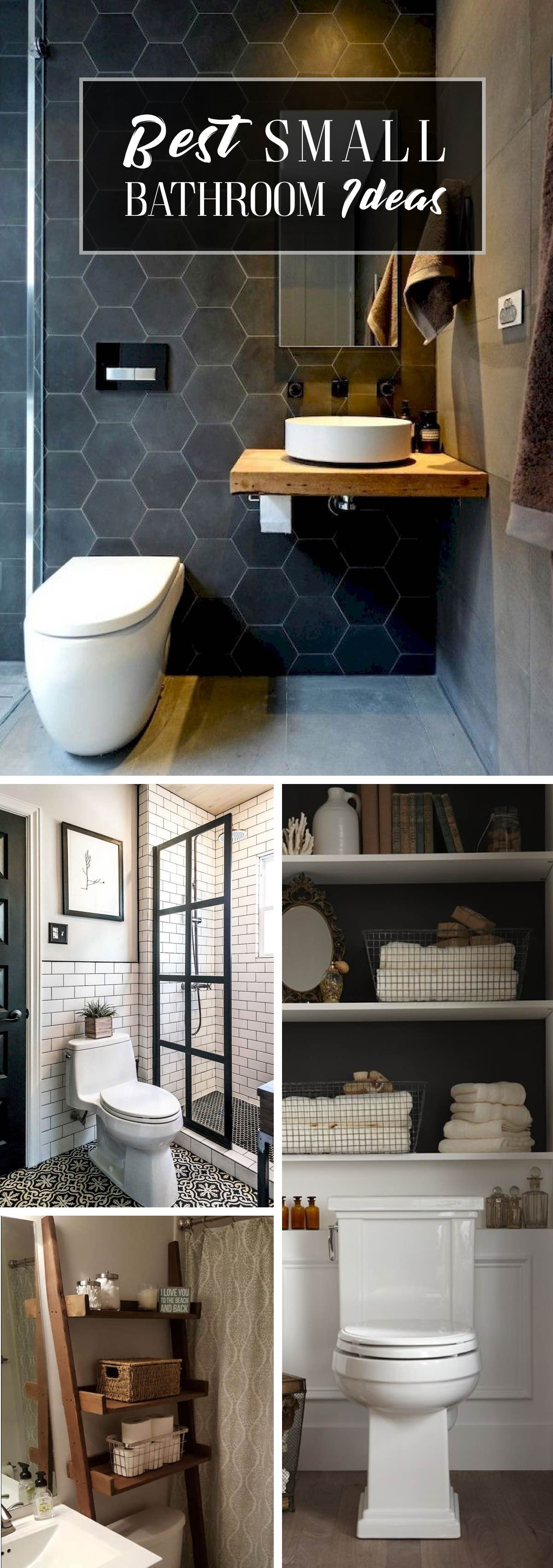 Best Small Bathroom Ideas Pin This Image!