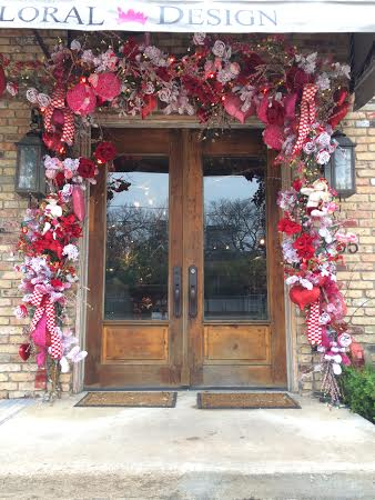 Add a Little Love to Your Front Door